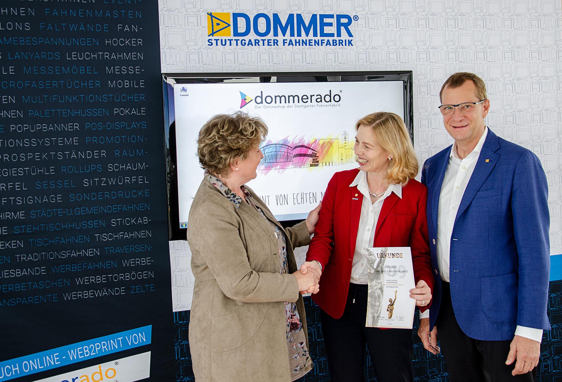 Verleihung_mittelstandspreis-fuer-dommer